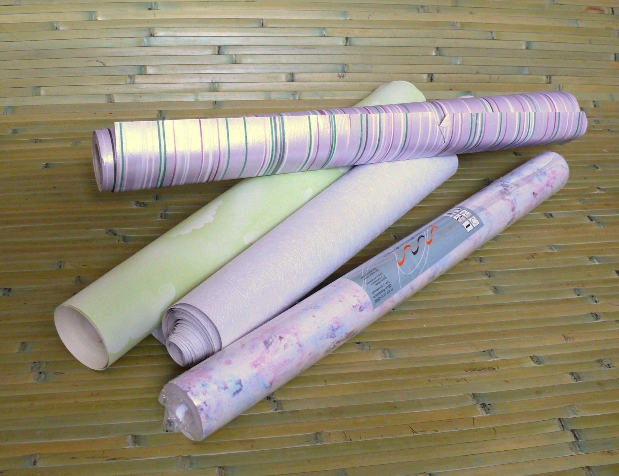 Паперові шпалери