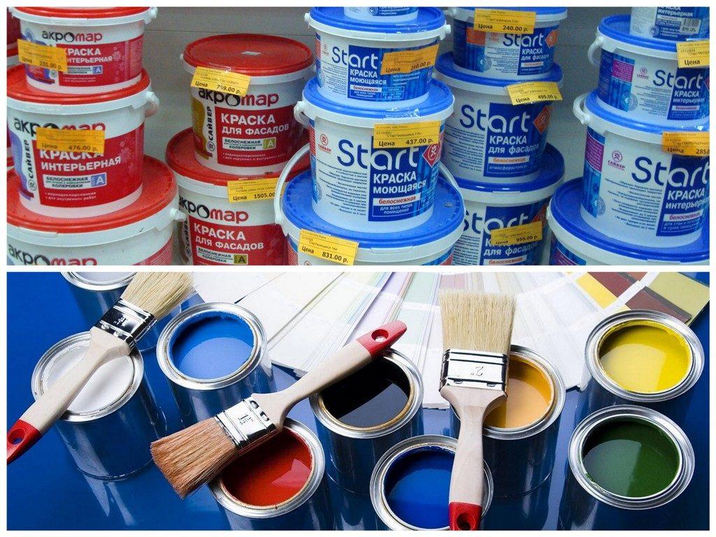 Як пофарбувати стелю водоемульсійною фарбою без розводів