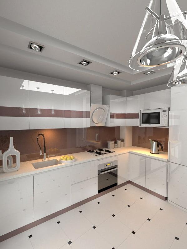Плитка або ламінат що краще на кухні