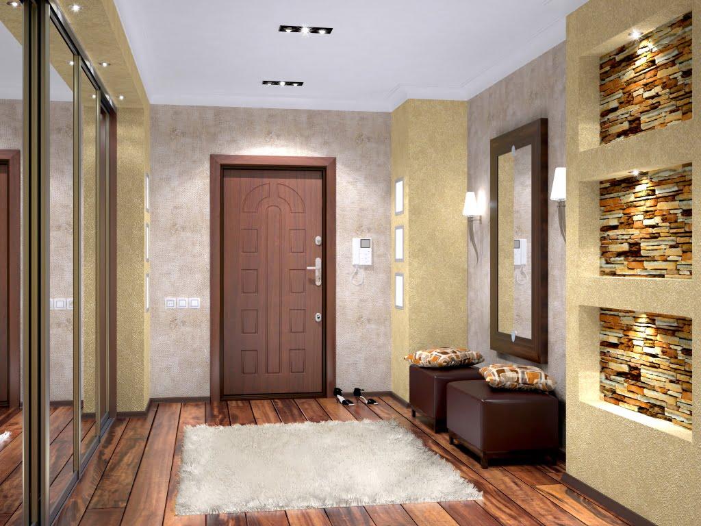 Ремонт квартир входная дверь