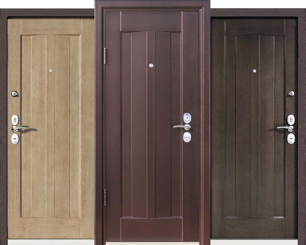Як вибрати вхідні металеві двері в квартиру