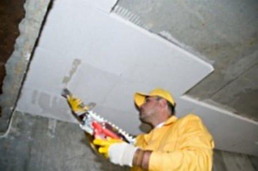 Натяжной потолок подготовка