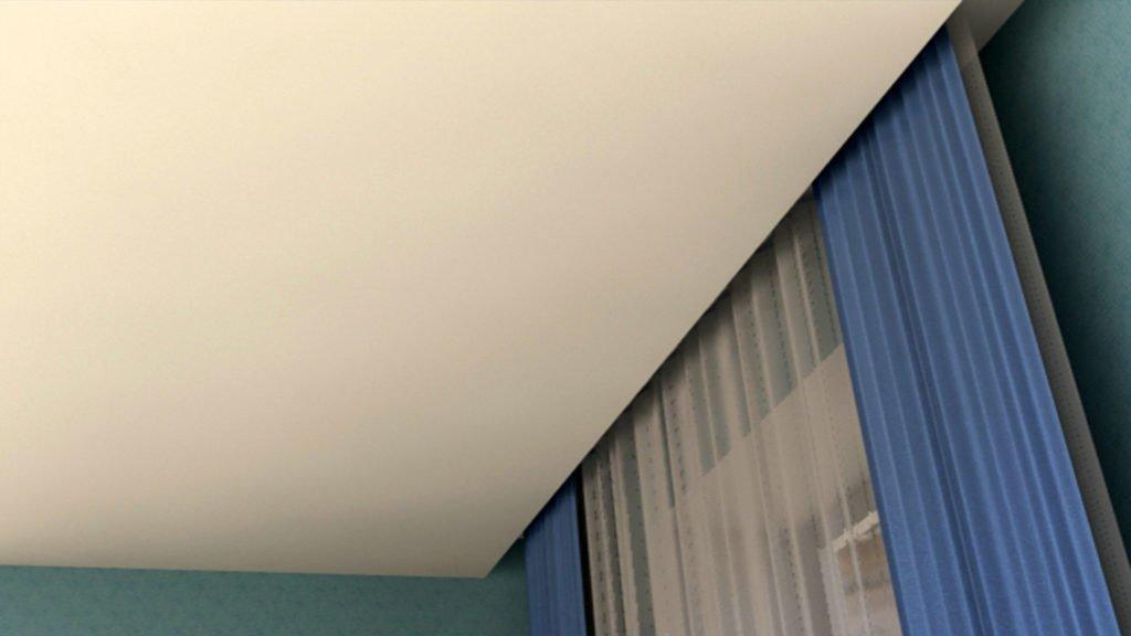 Приховані натяжні стелі