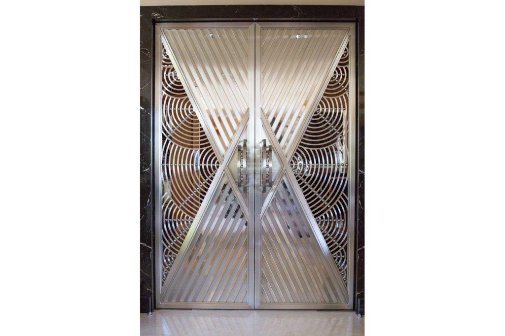 Двері в стилі ар-деко