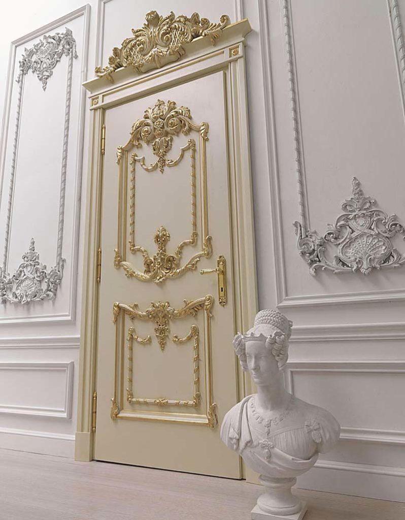 Двері в стилі бароко