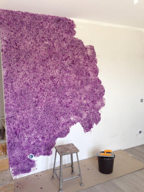 Рідкі шпалери для стін. Як наносити самостійно