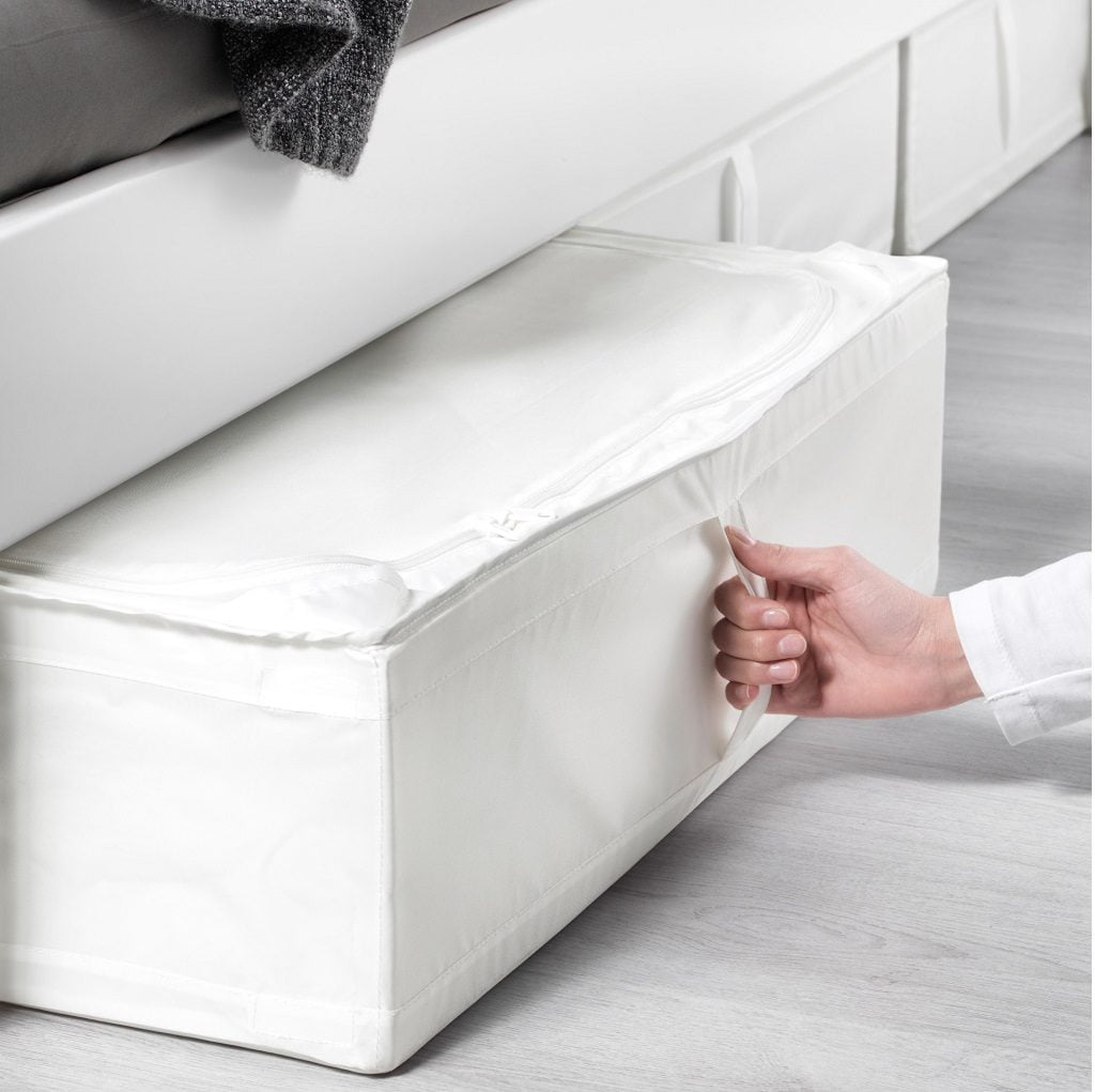 Скубб під ліжком