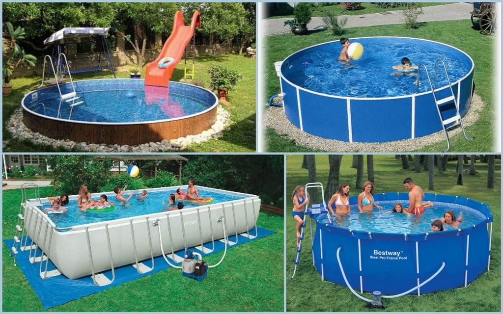 Как на даче самому сделать бассейн на даче своими руками 35