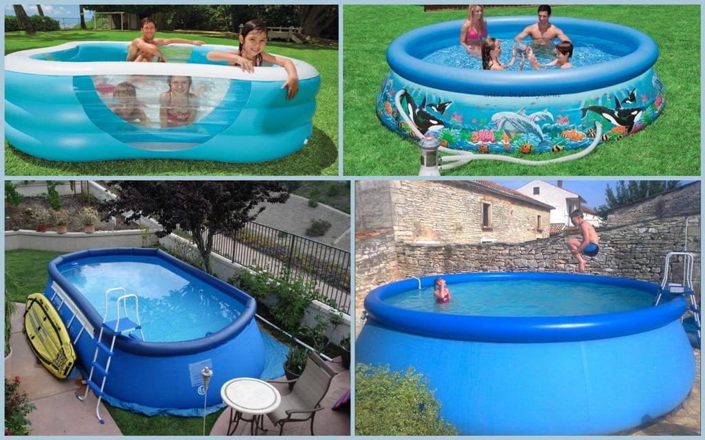 Как на даче самому сделать бассейн на даче своими руками 79