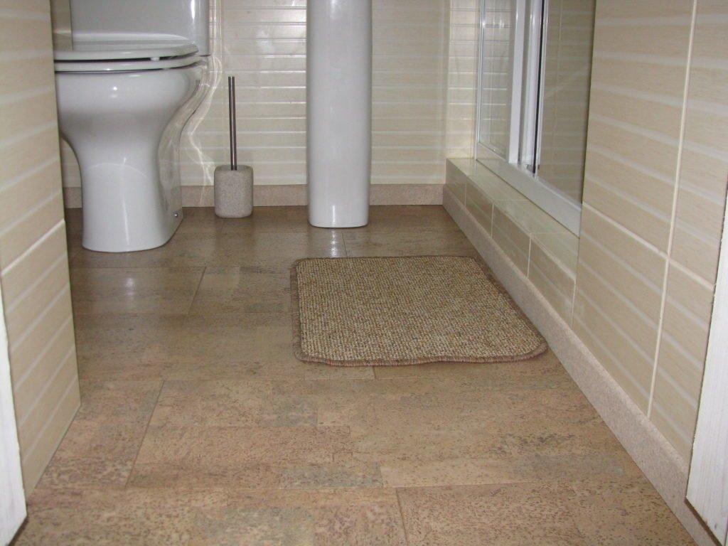 Коркове покриття на підлогу