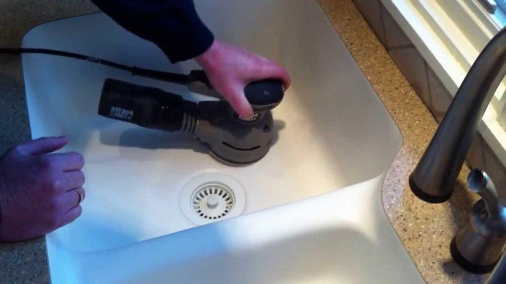 Ремонт кам'яної мийки