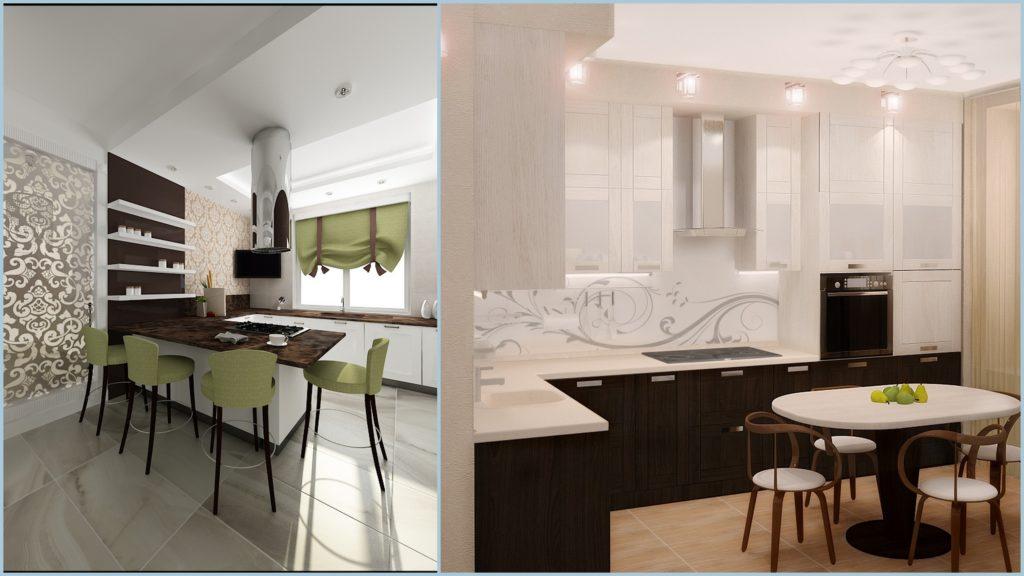 Кухня дизайн фото