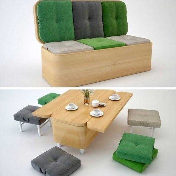 Багатофункціональні меблі