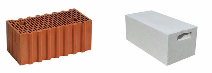 Газобетон или керамика