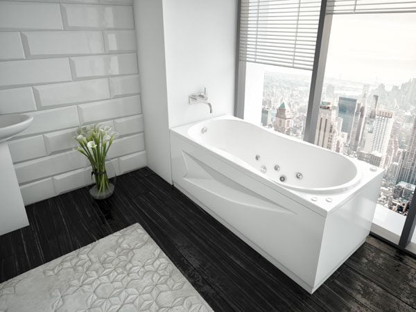 Яку ванну вибрати: сталеву, акрилову або чавунну