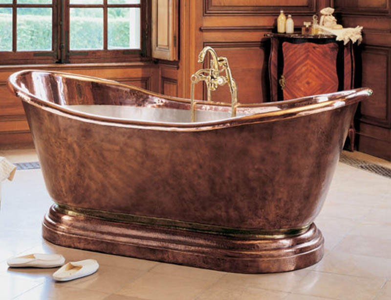 Чавунна ванна в інтер'єрі