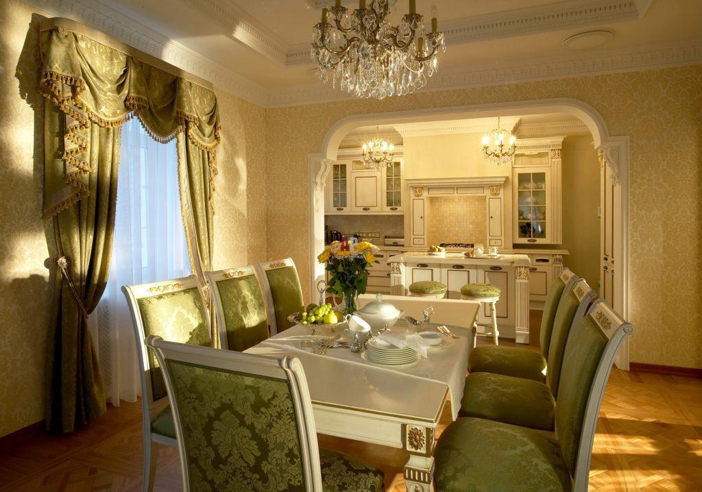 Вітальня в стилі прованс