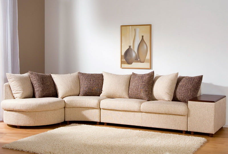 Угловая софа диван