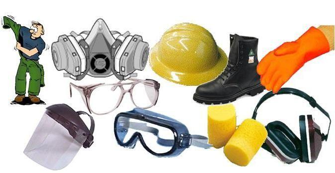 Захисні засоби для будівельників
