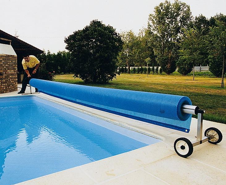 Накрытие бассейна