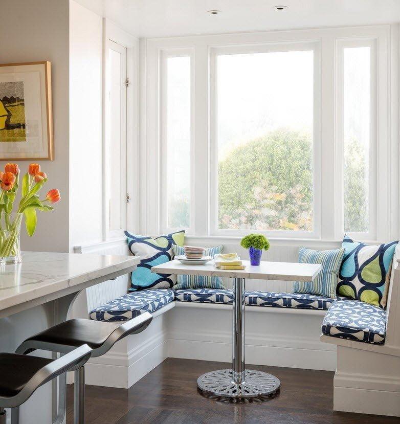 Кухонний куточок на балконі