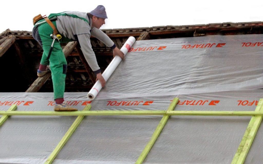 Гидроизоляция крыши из металлочерепицы