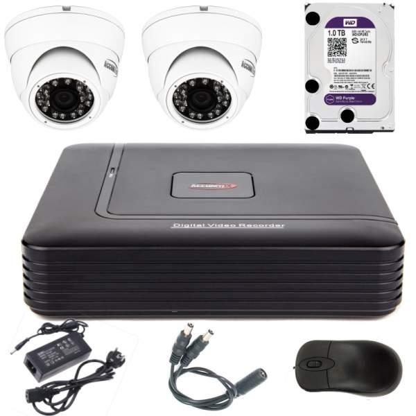 IP камера для відеоспостереження через інтернет. Як підключити