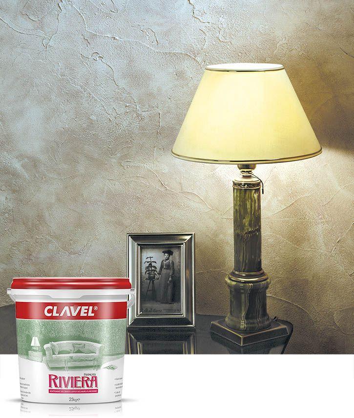 Фактурная штукатурка Clavel Riviera предназначена для создания эффекта натурального камня или скальной породы