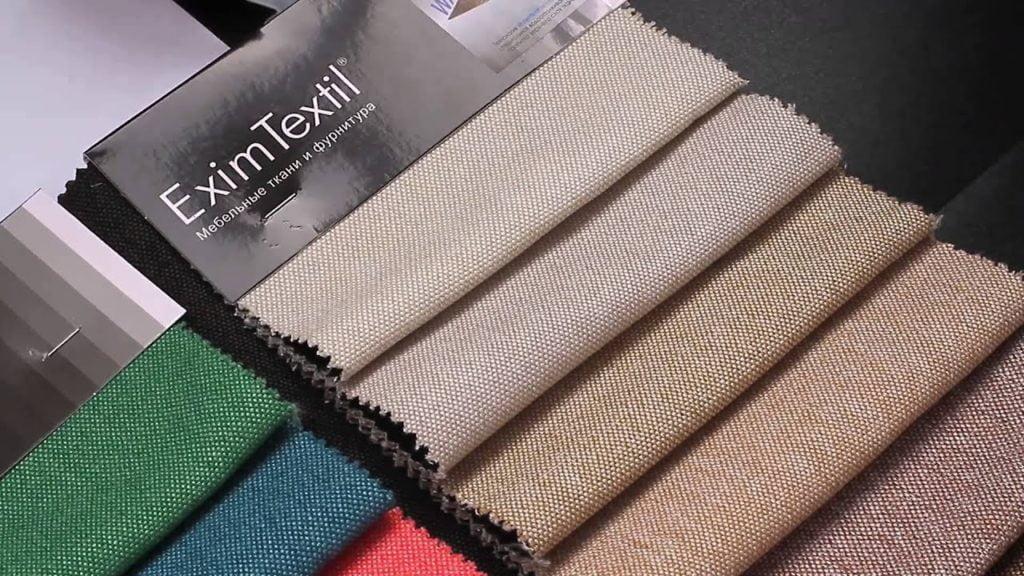 Меблева тканина жакард - особливості та застосування