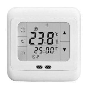 Цифровой терморегулятор теплого пола