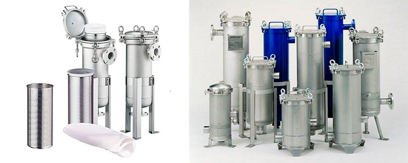 Мішковий фільтр для води