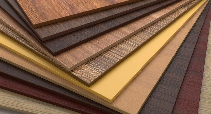 ЛДСП - це деревостружкова плита з декоративним покриттям