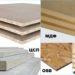 Виды листовых древесных материалов. Применение в строительстве и отделке.